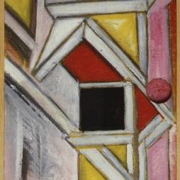 olio su tavola cm. 25 x 45