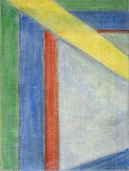 olio su tela cm . 80 x 60