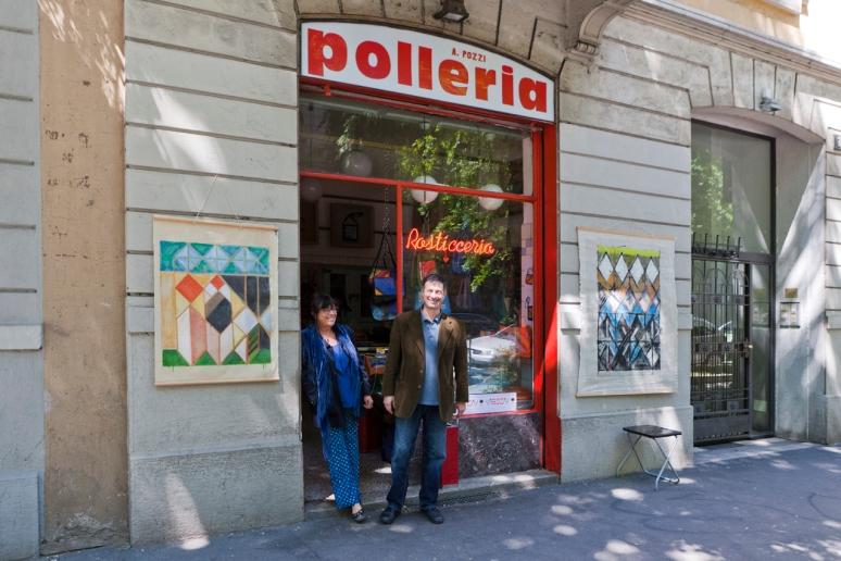 marco camera pittore chiara gallizia designer